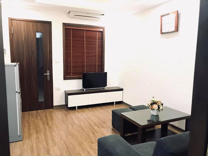 One bed room apartment for rent with open area at To Ngoc Van Street, Tay Ho District